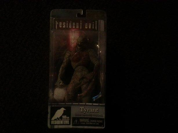 Resident Evil tyrant 10th anniversary edition