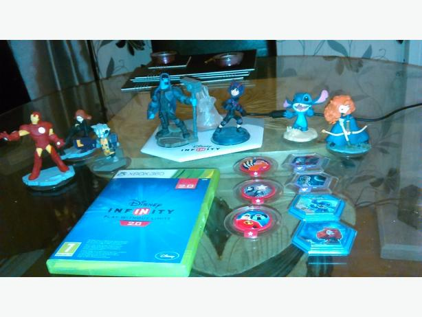 disney infinity 2.0 Bundle (XBOX 360)