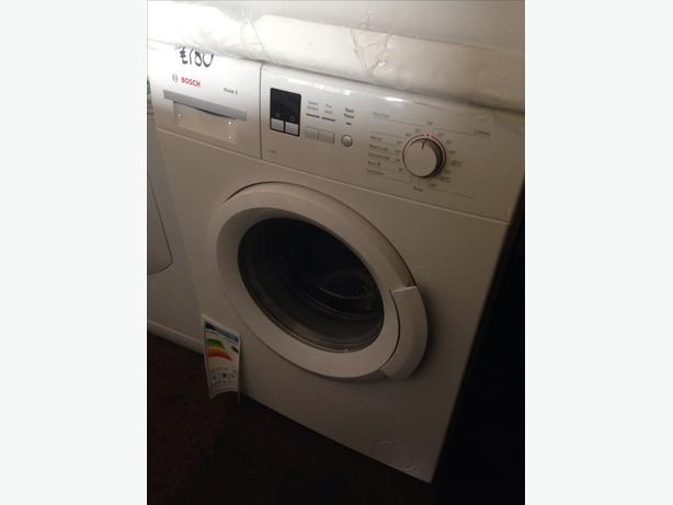 NEW BOSCH WASHING MACHINE MAXX6..