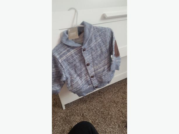 NEXT baby boys cardy
