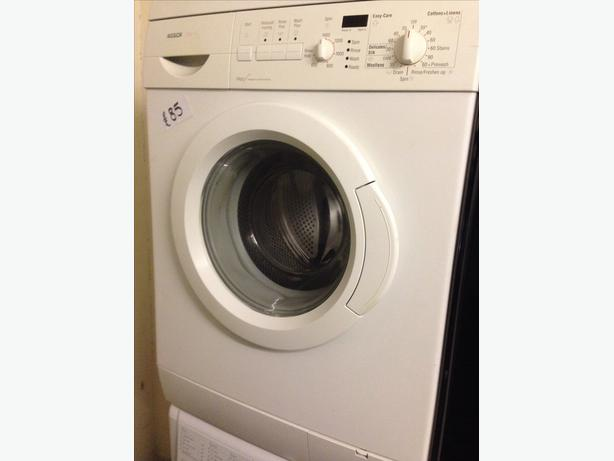BOSCH EXXCEL WASHING MACHINE03