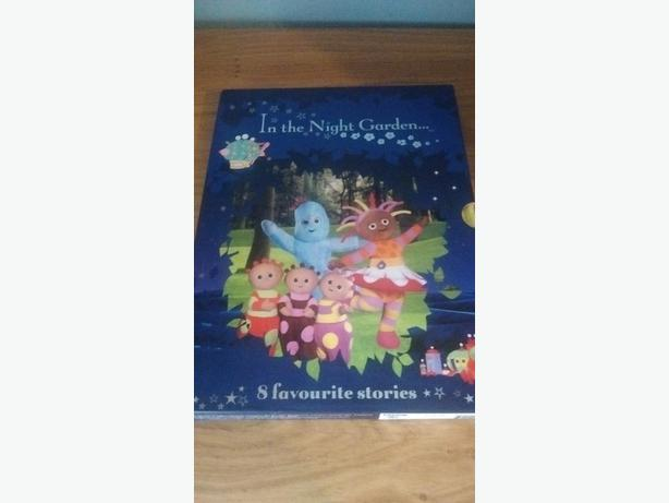 in the night garden book