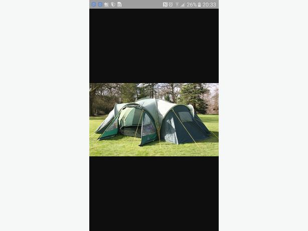 nature bound 6 birth tent