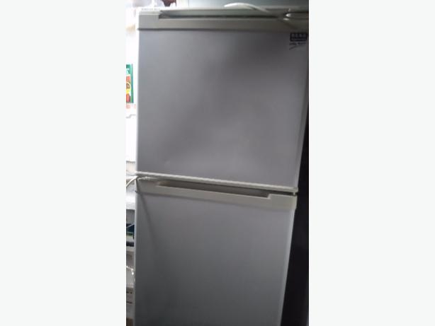 fridge freezer white 5ft