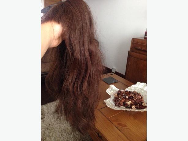 full human hair wig