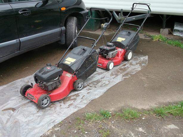 champion 40 lawnmower