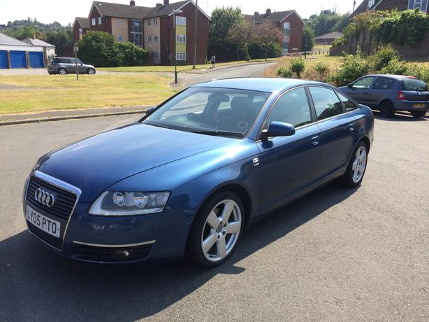 audi a6 2.0 tdi diesel s lane model alloys wils central