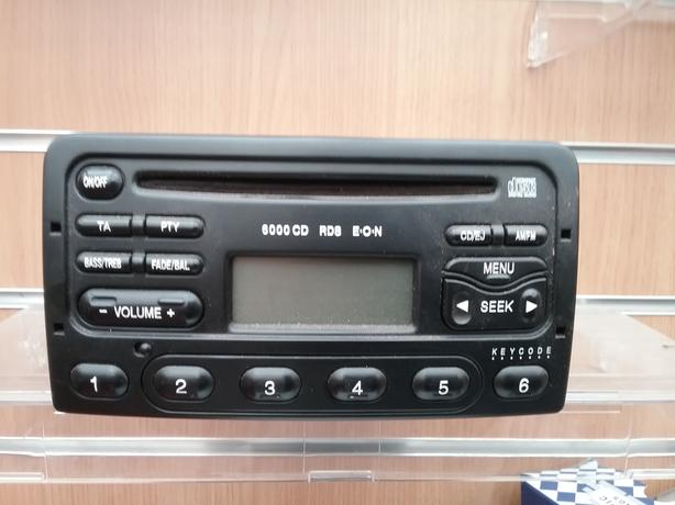 Ford cd radio