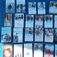 Collection adult romance paper back books Danielle steel, Annie groves etc
