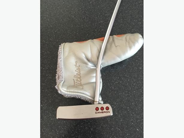 Scotty Cameron Studio Select Fastback No.1 Putter