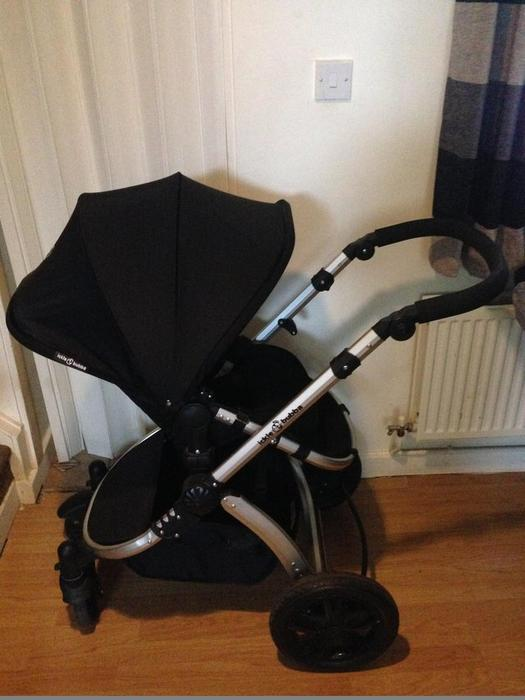 Ickle Bubba Stroller System Outside Black Country Region