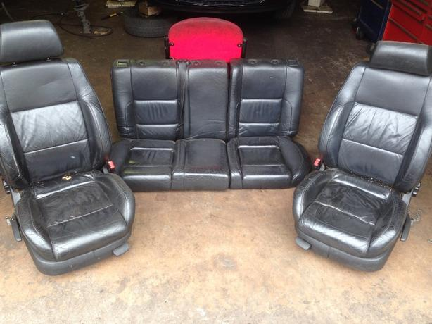 vw golf gti mk3 1998-2003 full leather interior complete