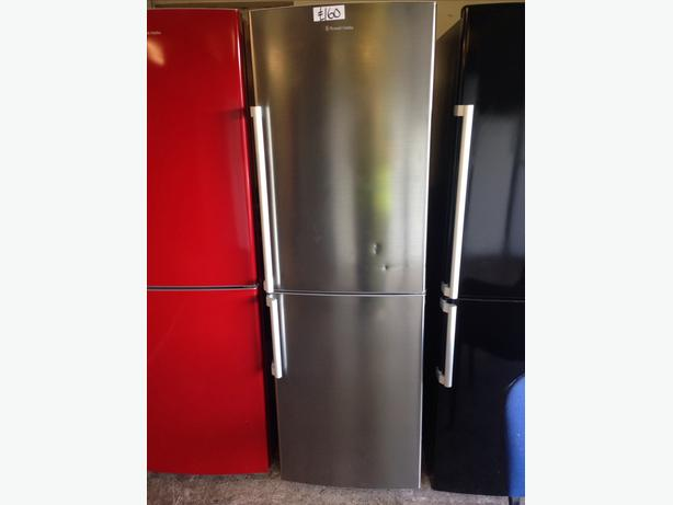 RUSSELL HOBBS STAINLESS STEEL FRIDGE FREEZER01