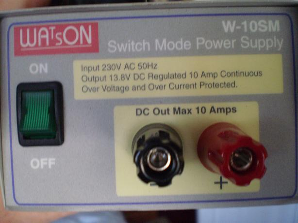 WATSON SWITCH MODE PSU