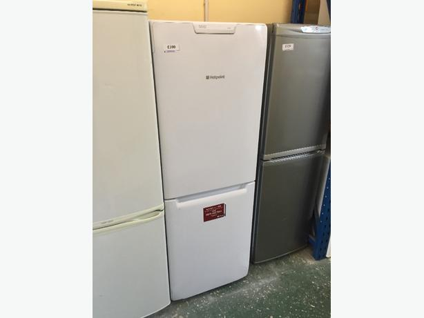 🌐🌐hotpoint future fridgefreezer cal 01902 863838