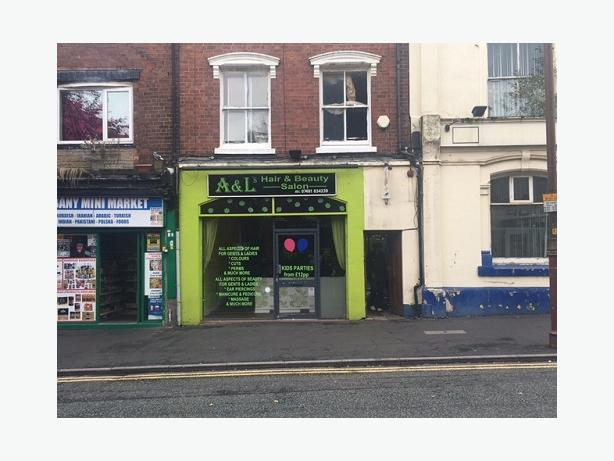 *B.C.H*-Commercial Shop-High Street, BRIERLEY HILL