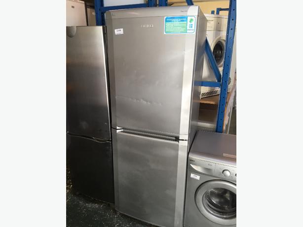 ☀️💎 big size beko fridgefreezer free delivery
