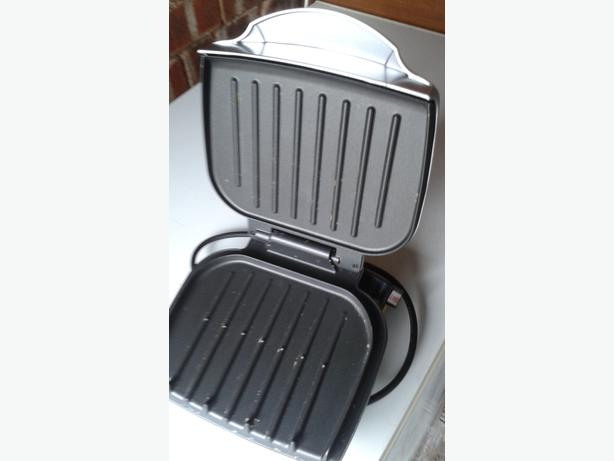 george foreman grill & electric grill/barbecue
