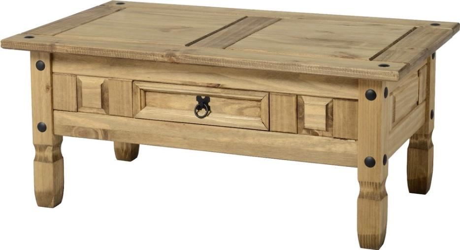 Mexican Pine Coffee Table Brierley Hill Dudley