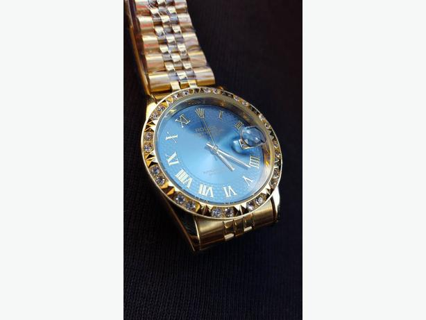 Watch R0lex good quality fully working see pics