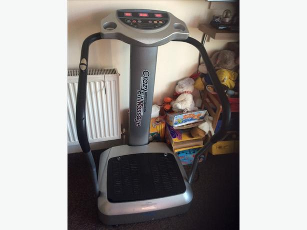 £70 no offers fit plate  gym quality wobble machine
