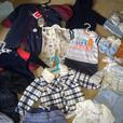 boys bundle first size 0-3 3-6