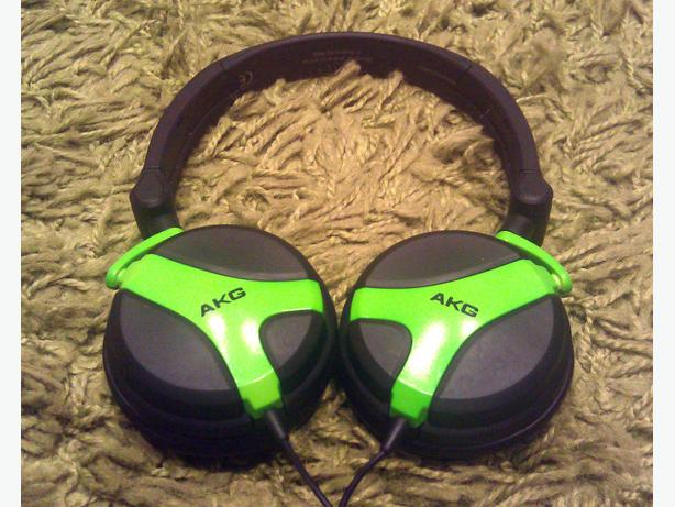 AKG K518LE (limited Edition) DJ Headphones