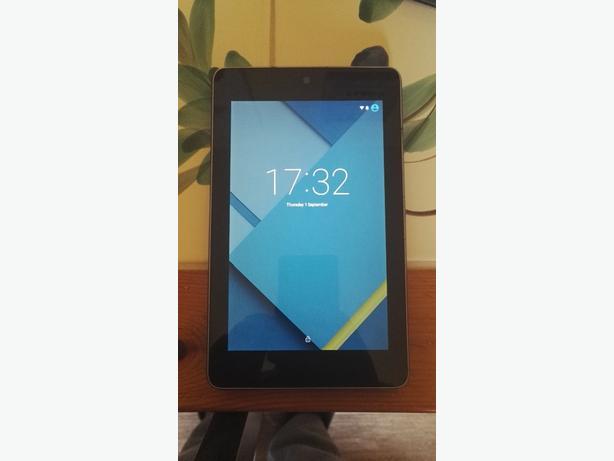 Nexus 7 tablet 32gb 1st generation