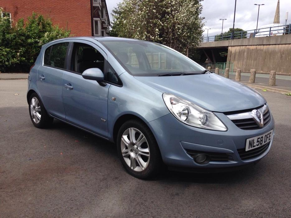 2008 vauxhall corsa 1 3 cdti 5 door great barr dudley. Black Bedroom Furniture Sets. Home Design Ideas