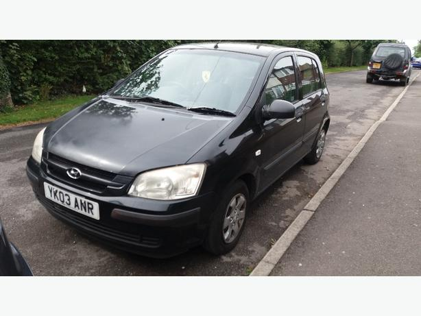 Hyundai Getz *STARTING PRICE* *MAKE AN OFFER*