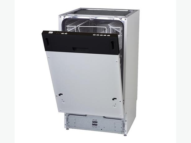 Slimline built in / Integrated 45cm dishwasher. A+