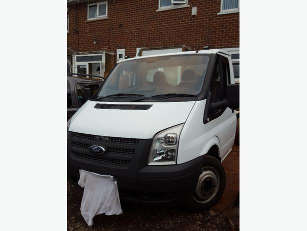 Ford Transit breaking mostly parts available