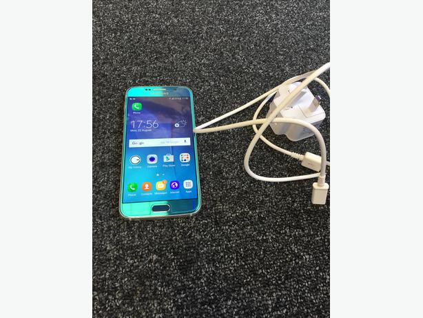 SAMSUNG GALAXY S6-32GB UNLOCKED