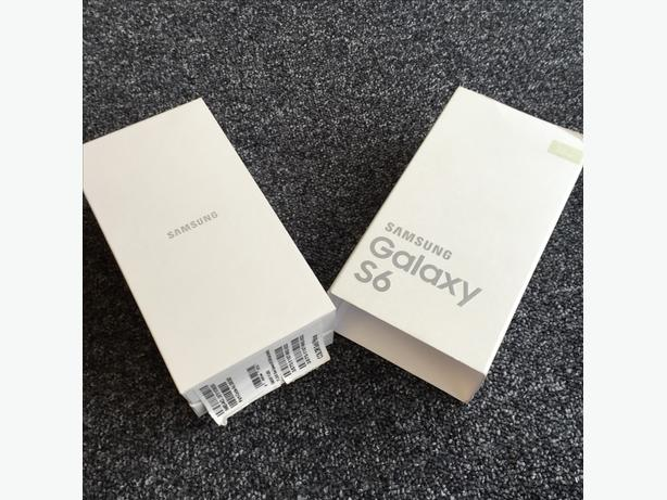 Samsung Galaxy S6-32gb In Platinum Gold Unlocked