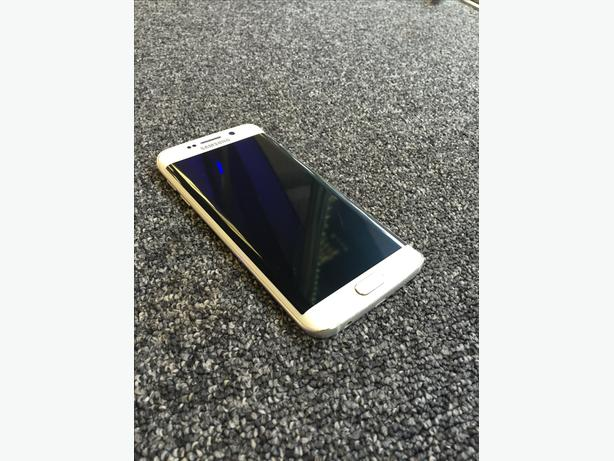 SAMSUNG GALAXY S6-EDGE 64GB UNLOCKED
