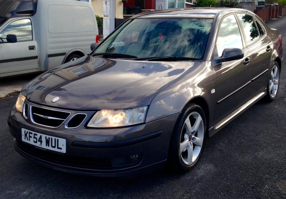 2005 54 saab 9 3 tid vector sport 6 speed sandwell dudley. Black Bedroom Furniture Sets. Home Design Ideas