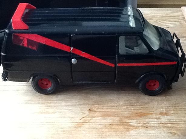 1983 The A team van