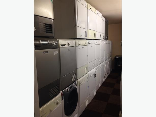 LARGE SELECTION OF DRYERS FOR SALE