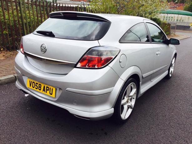 Vauxhall Astra 1.8 SRI Sport