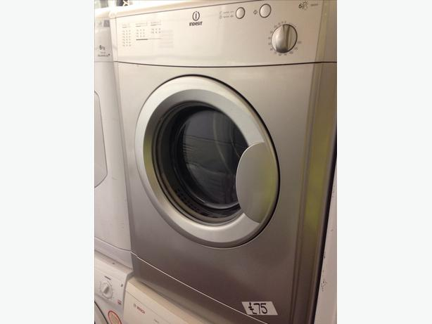 6KG SILVER INDESIT DRYER01