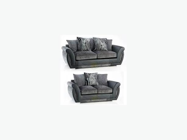 'NEW YORK' 3+2 SOFA SET