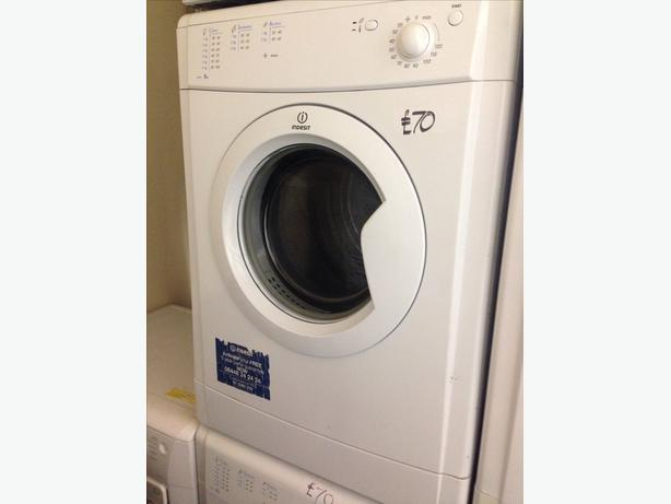 6KG DRYER INDESIT VENTED