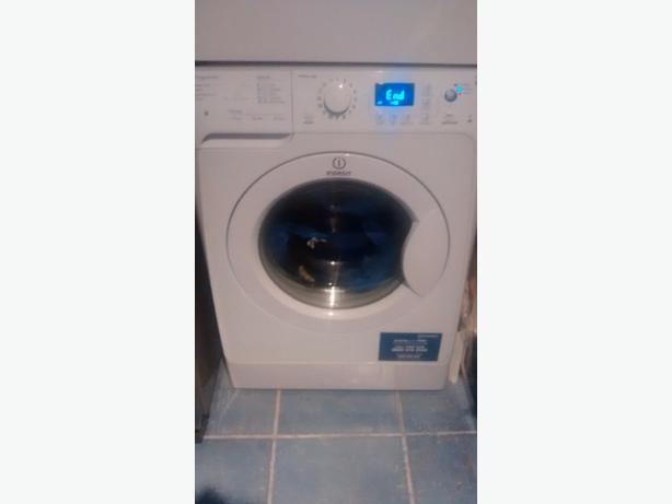 iNDESIT 9KG 1600 SPIN WASHING MACHINE