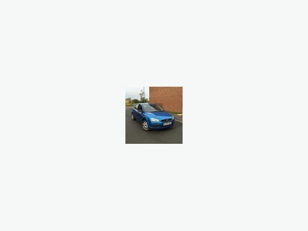 2006 (55) FORD FOCUS 1.6 LX 5 DR PETROL MANUAL GEARBOX FULL MOT 2 OWNERS 2 KEYS