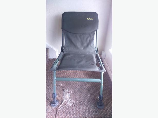 wchywood carp chair