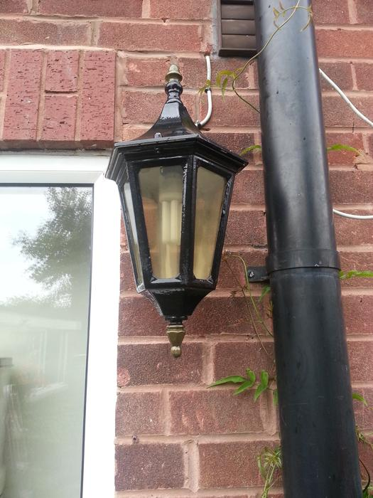 Victorian Style outdoor Wall Lights x2 Sedgley, Wolverhampton