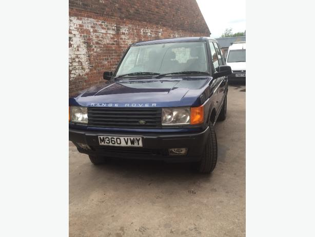 range rover p38 spares and repairs needs clutch