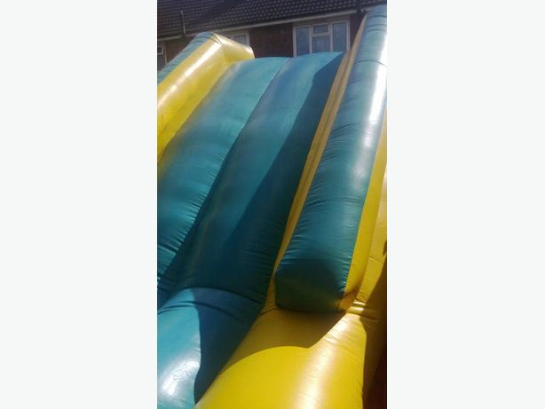 22x8ft slide commercial grade (see description)