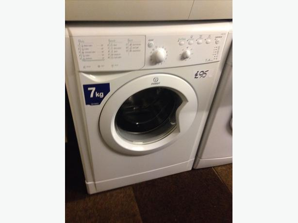 7KG INDESIT WASHING MACHINE005