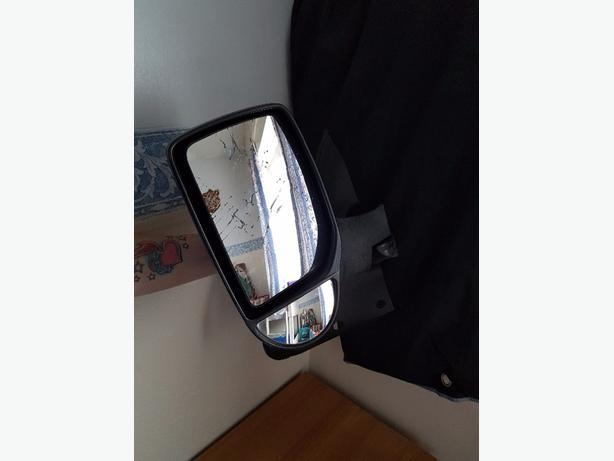complete passenger side mirror